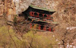 【盂县图片】赵氏孤儿之藏孤胜地—藏山