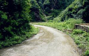 【蓟县图片】21日暴雨的夜晚,在山区体会没水没电没信号的日子