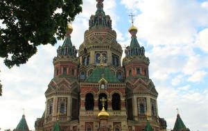 【圣彼得堡图片】圣彼得堡—俄罗斯民族的骄傲