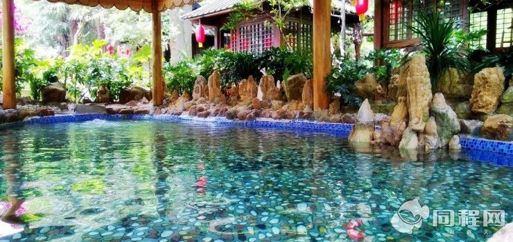 白马峪温泉