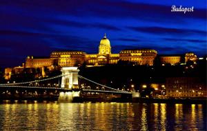 【布达佩斯图片】# 欧洲游记#  布达佩斯,FOREVER LOVE