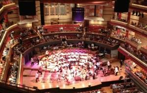 英国娱乐-交响乐大厅