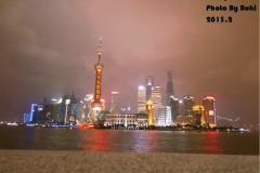 上海之旅 2013春