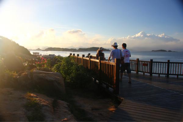 福建省旅游 漳州旅游攻略 上车走吧『东山岛&塔下&南澳』