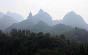 【晋城图片】2013国庆南太行自虐,徒步往返于郭亮和王莽岭