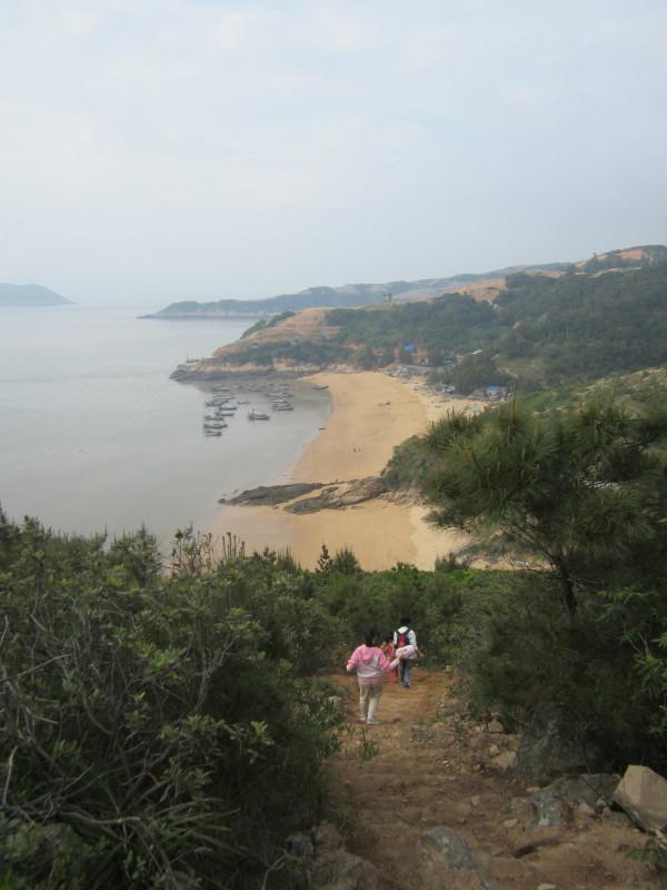 福建宁德霞浦还有一个海岛叫西洋岛