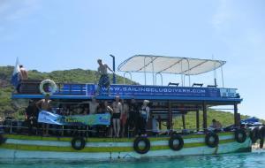越南娱乐-Sailing Club Divers
