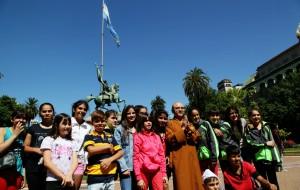 """【阿根廷图片】2013南极行之6-1 - 布宜诺斯艾利斯 --""""好空气"""""""