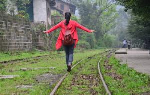 【犍为图片】沿着铁轨去旅行—乐山犍为文庙、罗城古镇、嘉阳小火车