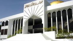 马尔代夫景点-星期五清真寺(Hukuru Miskiy)