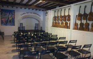 塞维利亚娱乐-Casa de la Guitarra