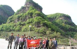 【阳城图片】杨柏大峡谷穿越