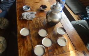 香格里拉美食-藏乡酥油茶