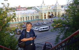 【伊尔库茨克图片】俄罗斯大地自由行之四------环湖小火车、利斯特维扬卡