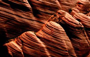 【靖边图片】来西北大漠看海,叹红砂凝结成浪——靖边、丹霞、波浪谷、统万城