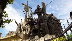宿雾景点-宿雾遗产纪念碑(Heritage of Cebu Monument)