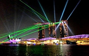 新加坡娱乐-Wonder Full 灯光秀