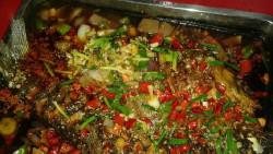 张家界美食-萝卜汤铁板烧