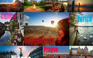 【捷克图片】Hi Crazy Moon!!『穿越欧亚 八国十站微环球旅行』德 法 瑞 布拉格 维也纳 土耳其 迪拜 斯里兰卡 更新至慕尼黑~