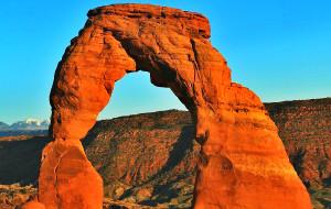 【犹他州图片】神奇的美国门:拱门国家公园