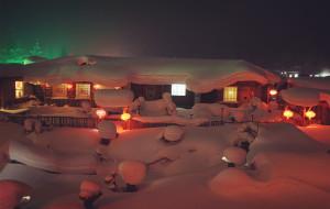 【黑龙江图片】我们去哪儿?哈尔滨、雪乡