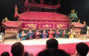 河内娱乐-Vietnam National Puppetry Theatre