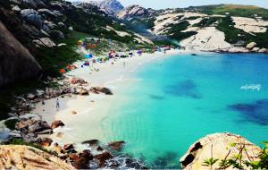 【庙湾岛图片】第一次露营@珠海庙湾岛