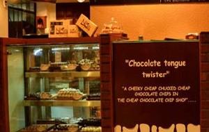 斋普尔美食-Nibs Cafe & Chcolataria