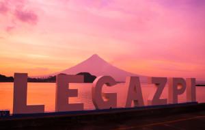 【黎牙实比图片】菲律宾黎牙实比,去看世界上最完美的火山日落!