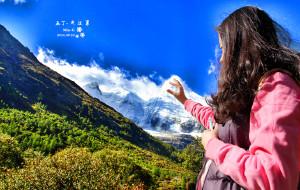 【亚丁图片】【在最美的稻城亚丁 遇见心中的那片海】——记2014年10月稻城亚丁-香格里拉-丽江游记