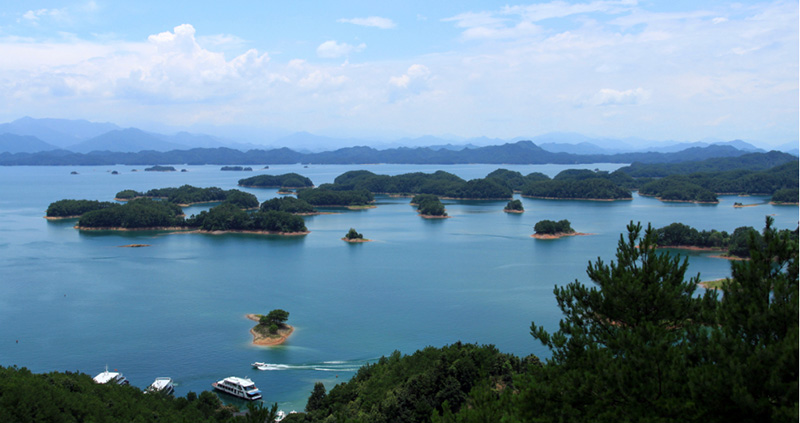 千岛湖旅游图片