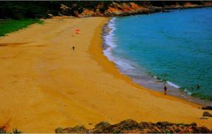 【阳西图片】沙扒神秘湾――你的专属私家海滩