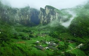 【利川图片】破碎山河自驾行:溶洞|峡谷|天坑|地缝 北京南行鄂西渝东7天 往返3400公里