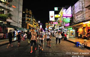 曼谷美食-考山路夜市