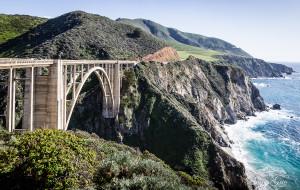 【加利福尼亚图片】【蜂首纪念】  #花样游记大赛#   行走在一号公路上