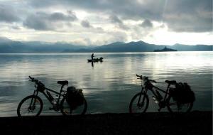 【木里图片】Honeymoon之三:泸亚线骑行(泸沽湖--亚丁)
