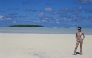 【库克群岛图片】最美的沙滩:Aitutaki, Cook Islands