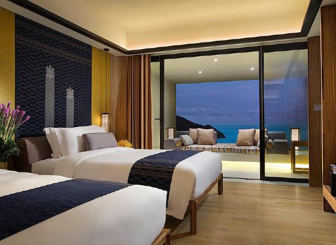 三亚半山半岛洲际度假酒店预订