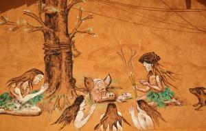 【弥勒图片】阿细祭火发源地-红万村-彝族阿细人的年味-除夕寨子一日游