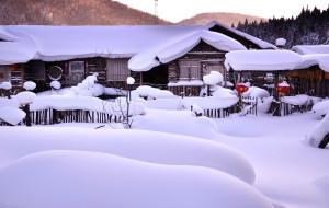 【黑龙江图片】雪国游记:哈尔滨-雪乡-雾凇岛 [Ranger]