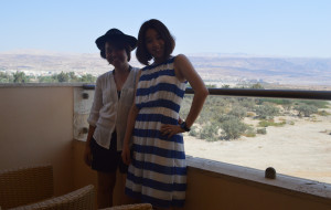 【死海图片】灵魂之旅——大女孩在约旦