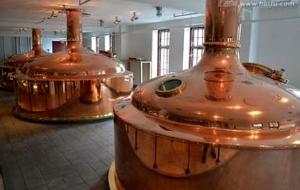 【哥本哈根图片】1990年,哥本哈根,嘉士伯啤酒厂(原厂)半日游(2015-02-18上传)