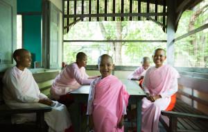 【蒲甘图片】Myanmar - 黄金佛国
