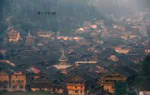 【贵州图片】#蜂首纪念#【行走黔桂】寻访肇兴,镜头下的黔东南侗寨。