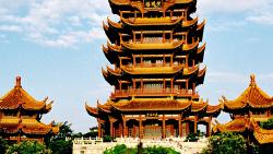 武汉景点-黄鹤楼(Yellow Crane Tower)