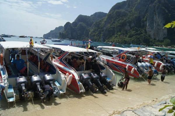泰国普吉岛游记-- pp岛(10)