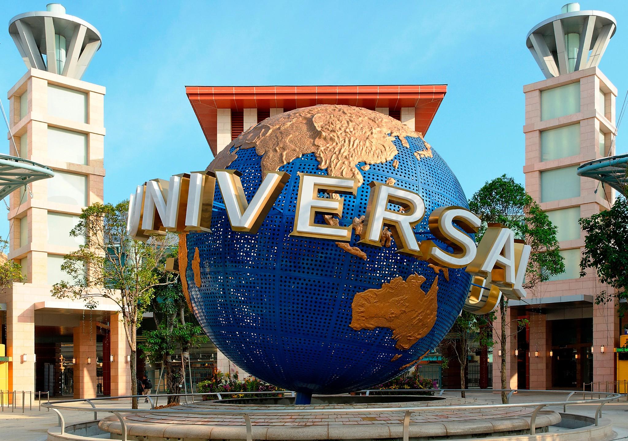 新加坡环球影城(Universal Studios Singapore)
