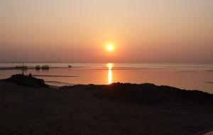 【东戴河图片】#消夏计划#夏天怎能不去海边—周末东戴河露营短游记