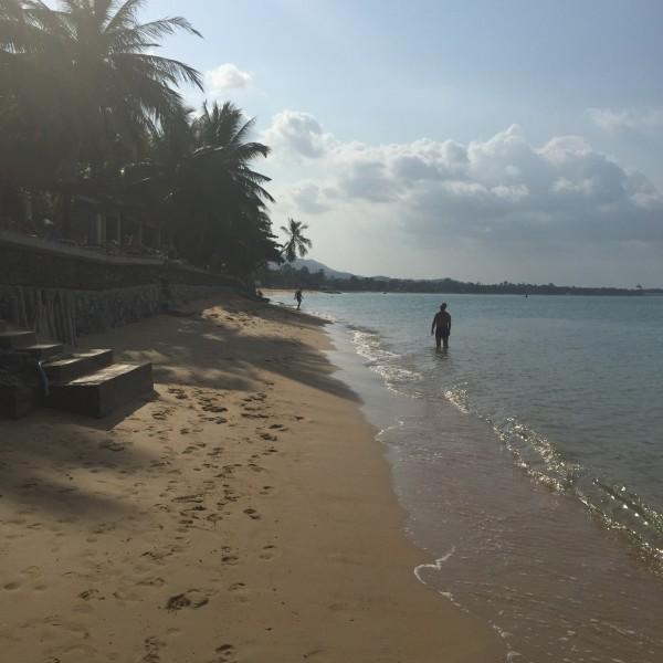 泰游记-----一起开始的旅程——苏梅岛,华欣