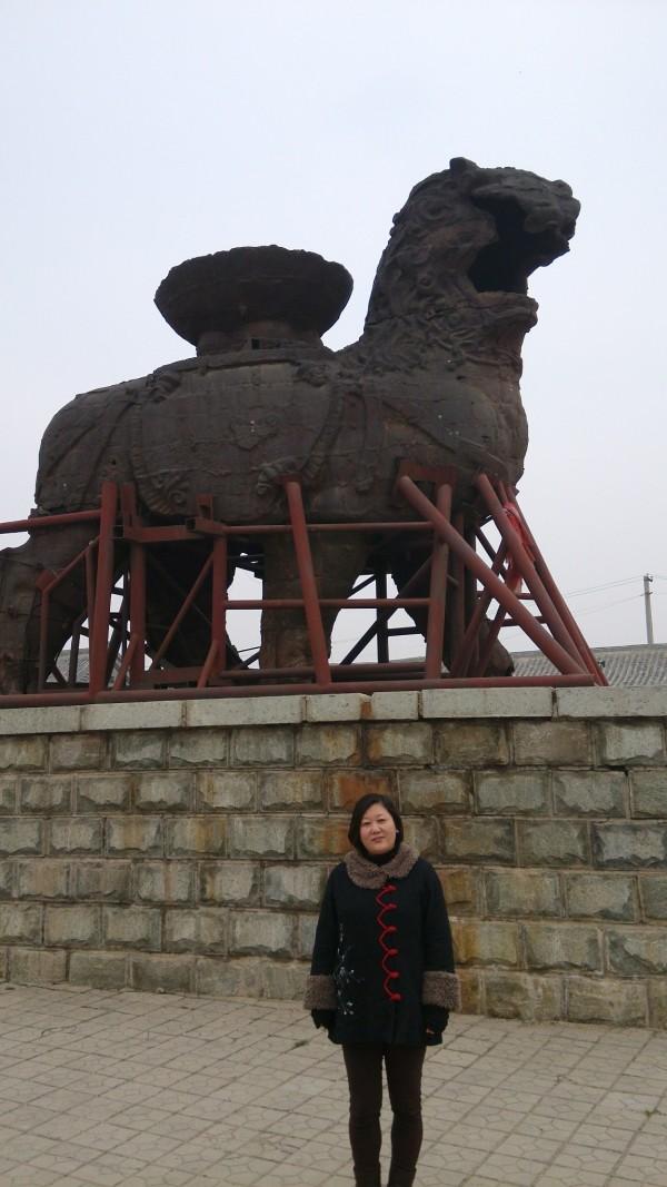 沧州游铁狮子